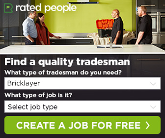 Rated People Bricklayers in Stretford