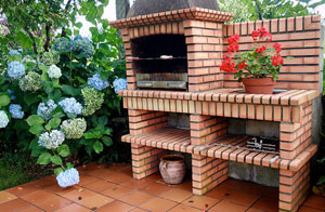 Brick Barbecues Washington Tyne and Wear