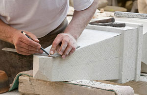 Stonemasonry in the Brierley Hill Area