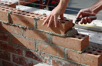Bricklayer Accrington UK